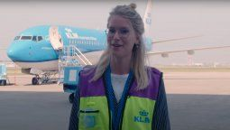 KLM comenzó a ofrecer Internet a bordo de sus aviones de largo recorrido en 2015.