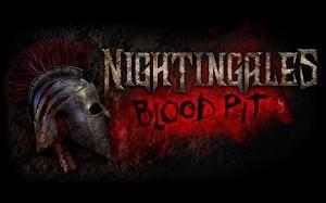 UOR. Nightingales: Blood Pit, la primera casa embrujada que llegará para Halloween