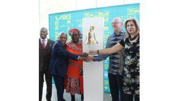 AFRICA'S TRAVEL INDABA 2018. Mandela, eje de una feria que no para de crecer