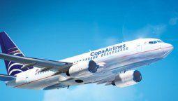 Copa Airlines redujo considerablemente su operación hacia Cuba.