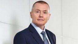 Willie Walsh, director General y CEO de la IATA
