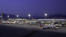 El Aeropuerto de Quito realizará trabajos de mantenimiento en septiembre y octubre de 2021.