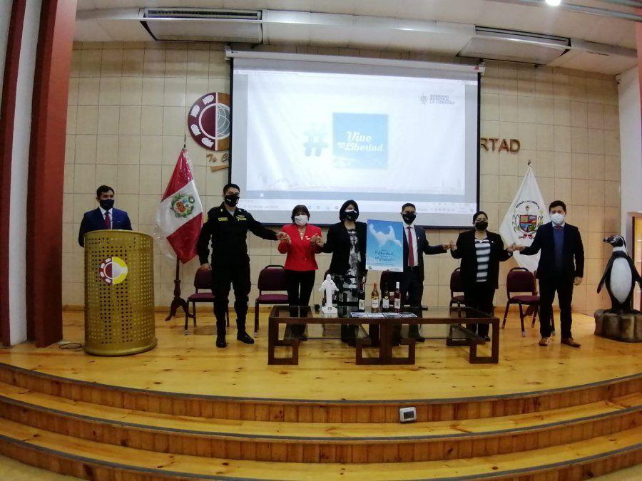 Presentación de la campaña de Gercetur.