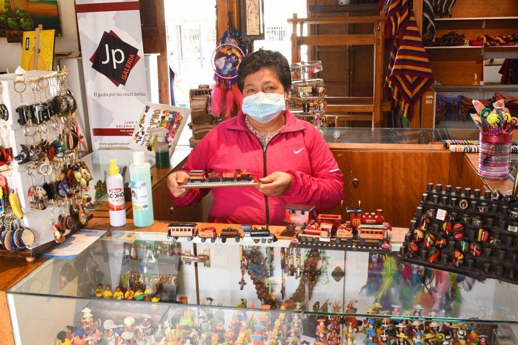 Emprendedores y artesanos de Riobamba