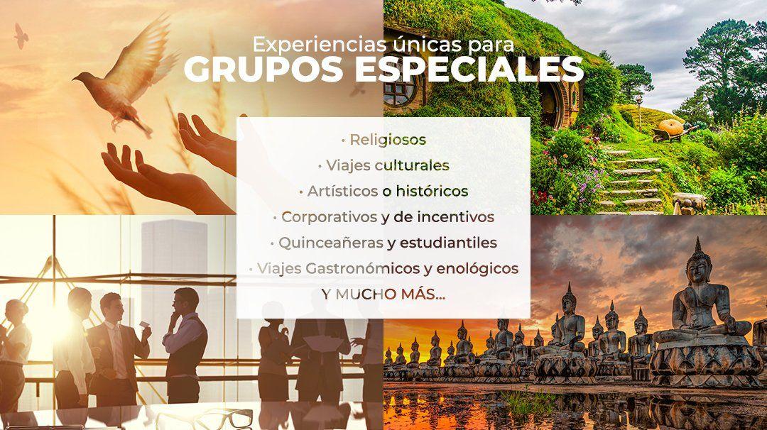 Special Tours desarrolla constantes innovaciones en sus propuestas y métodos de viaje.