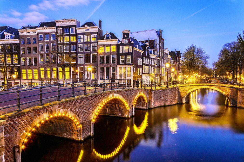 Ámsterdam encabeza el ranking de las mejores ciudades del mundo para vivir.