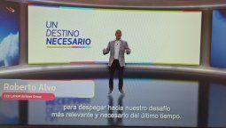 Roberto Alvo, CEO de Latam Airlines, presidió la videoconferencia.