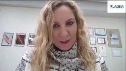 Turismo de reuniones.Silvana Biagiotti, presidente de la Asociación de Conventions and Visitors Bureaux de Latinoamérica y el Caribe.