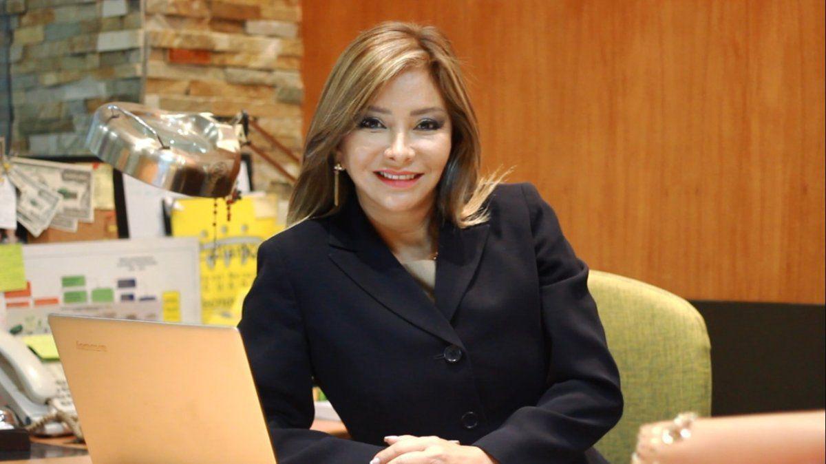Patricia Elías, presidenta ejecutiva de Tecnoreps.