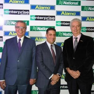 Entreprise, National y Alamo llegan pisando fuerte a Quito