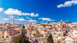 Israel abre sus fronteras al turismo organizado.