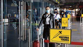 Turismo de vacunas, una alternativa para ecuatorianos
