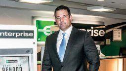 Enrique Tomé, director de Ventas de Alamo Rent a Car.