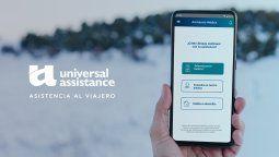 Este nuevo servicio de Universal Assistance funciona a través de una geolocalización entre el usuario y los prestadores médicos.