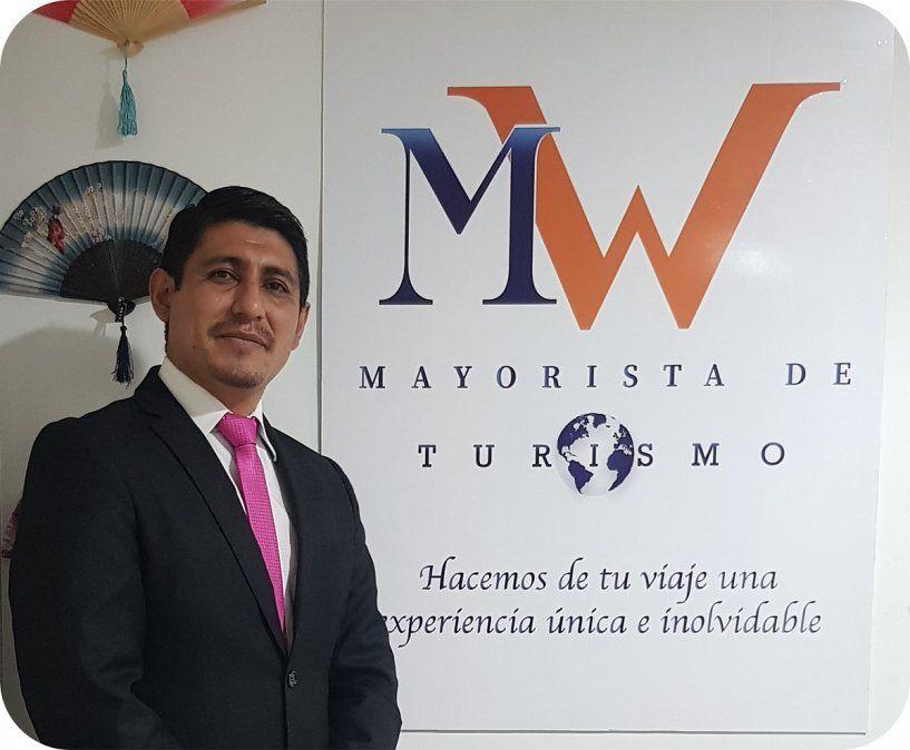 MW TURISMO. Nueva mayorista con servicio personalizado