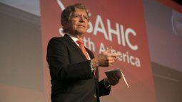 Arturo García Rosa, presidente y fundador de la conferencia de negocios SAHIC.