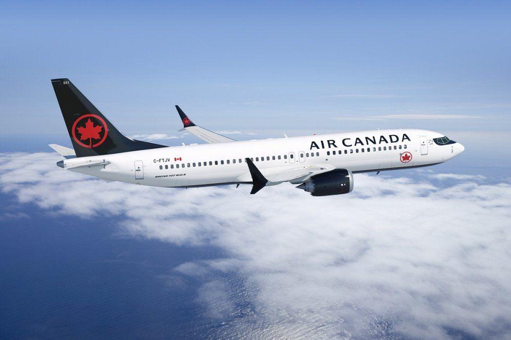 Air Canada retomará los vuelos entre Bogotá y Montreal.