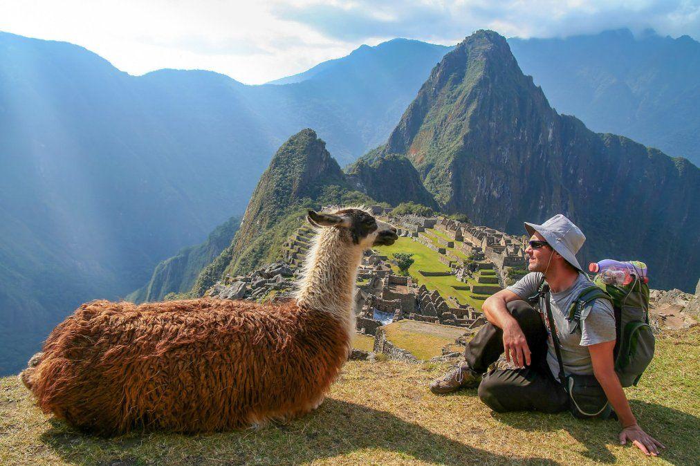 Machu Picchu, en la región de Cusco, es una de las 41 provincias de Perú bajo alerta extrema sanitaria por la pandemia.