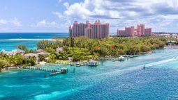 Bahamas nuevamente recibe al turismo internacional.