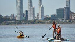 En Rosario la ciudad y el río son protagonistas de experiencias urbanas y fluviales que atraerán a quienes se acerquen este fin de semana largo a la ciudad.