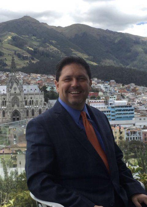 Enrique Ponce de León se encargó del Mintur entre 2017 y 2018.