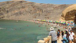 Destino peruano de Paracas batió récord de visitas en Fiestas Patrias.