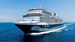 El flamante Nieuw Statendam de la compañía de cruceros Holland America Line operará en el Caribe.