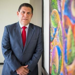 """Holbach Muñetón, presidente de la Federación Nacional de Cámaras de Turismo del Ecuador: """"Las cifras del turismo están distorsionadas por el ingreso de venezolanos"""""""