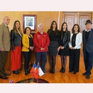 Tarapacá y Salta sellan su compromiso de colaboración