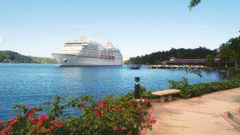 ¿Cómo son los cruceros de Regent Seven Seas?
