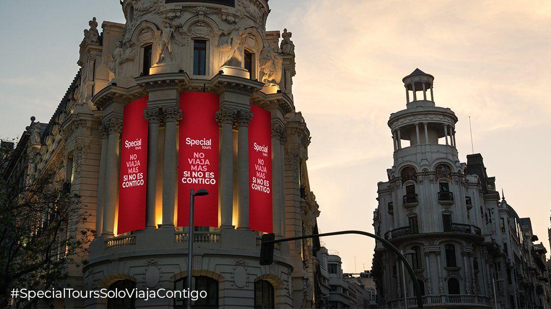 Special Tours realizó una de las campañas de marketing más disruptivas del sector turístico.