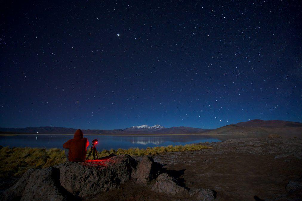 Atacama: El Valle del Huasco tiene espectaculares noches estrelladas.