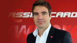 Carlos Stefani, nuevo CEO internacional de Assist Card.