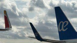 Iberia firmó la compra e Air Europa.