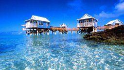 Las Bermudas.