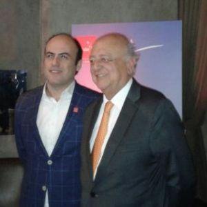 Intensa agenda promocional en Argentina