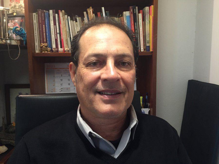 Marcelo Cristale.