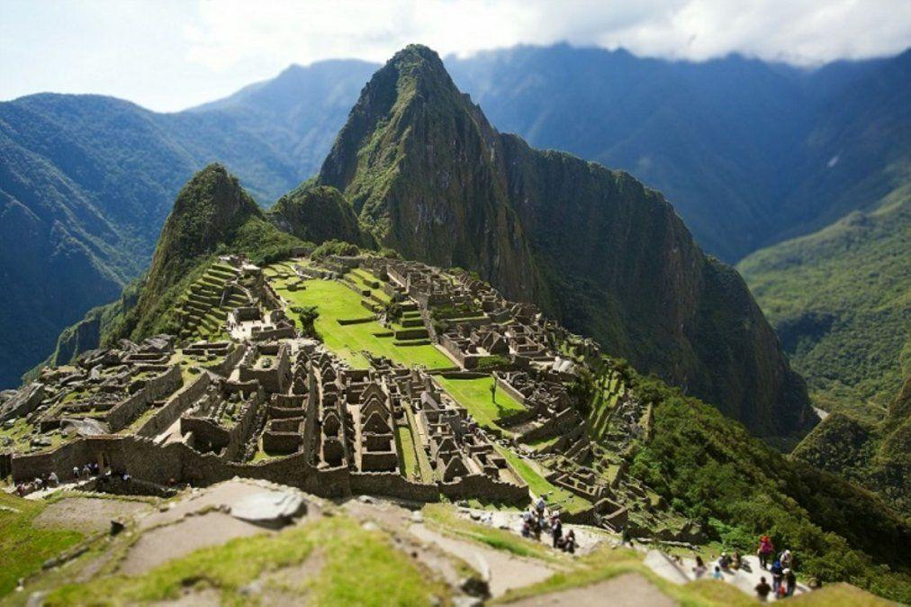 Machu Picchu solo podrá recibir 675 visitantes al día. Esta cantidad corresponde al 30% de su aforo habitual.