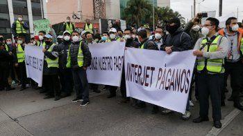 Interjet: sindicato posterga huelga para el 4 de diciembre