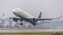 Delta, vuela con estrictos protocolos de bioseguridad.