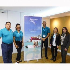 BAHAMAS. El destino se promociona en Chile por primera vez