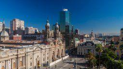 Santiago, Chile, se encuentra entre las ciudades de este ránking de Forbes.
