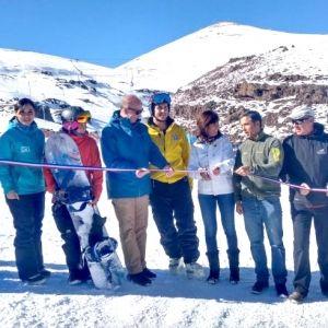 La temporada de nieve proyecta más de 1,4 millones de turistas