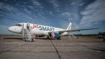 Vuelos de cabotaje: JetSmart suma cinco rutas y tres destinos