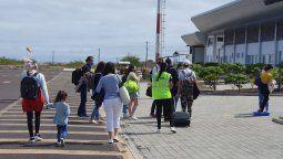 aerolineas transportaron mas de 78 mil pasajeros en agosto