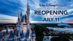 El 11 de julio comenzará el proceso de reapertura gradual de los parques.