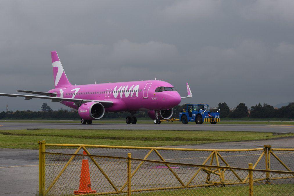 Viva presentó Go pink