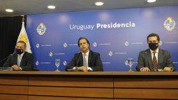 uruguay vuelve a cerrar fronteras por avance del covid