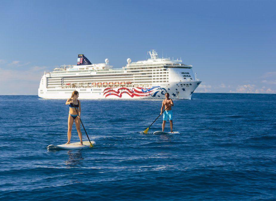 Los nuevos itinerarios por el Caribe ofrecen a los huéspedes de 10 a 11 horas de tiempo en puerto con cada navegación
