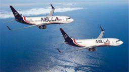 Nella Airlines firmó recientemente un acuerdo de colaboración con Boeing.